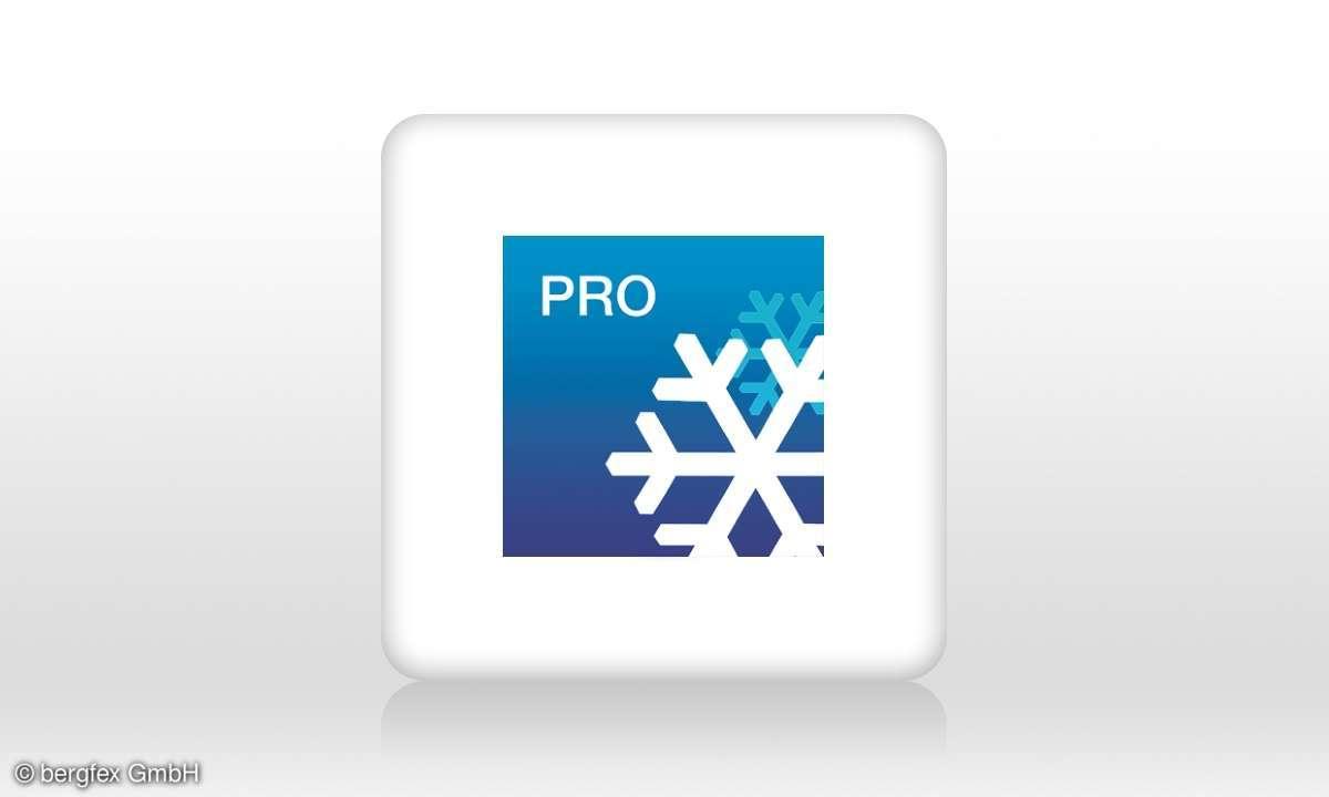 Bergfex Ski Pro 2.55 Winter App