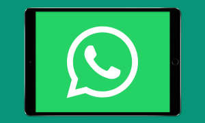 WhatsApp for iPad