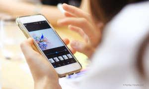 Bilder bearbeiten am Smartphone