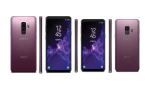 Samsung Galaxy S9 und S9 Plus in Lilac Purple