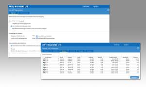 AVM Fritzbox 6890 LTE Software