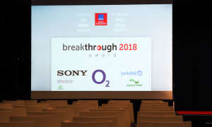 Telefonica breakthrough 2018 award