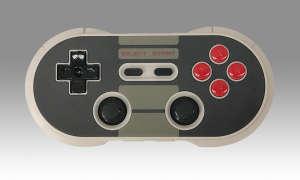 Gamepad fürs Smartphone: 8Bitdo N30 Pro