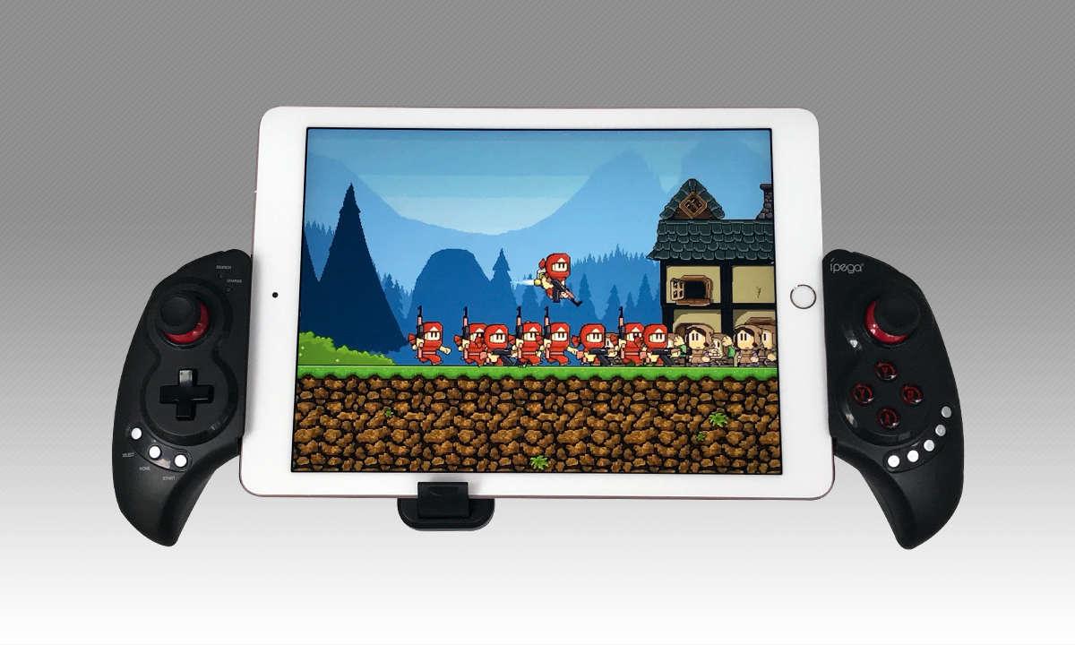 Gamepad fürs Smartphone: Ipega PG 9023