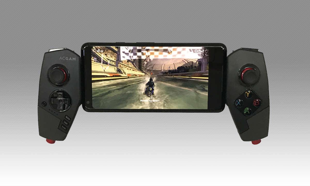 Gamepad fürs Smartphone: Ipega PG 9055