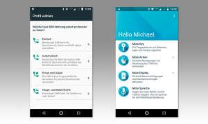 Motorola Moto X4 - App und Dual-SIM-Profil