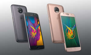 Motorola Moto G5s und G5s Plus