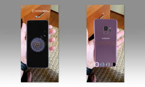 Samsung Galaxy S9 3D-Modell