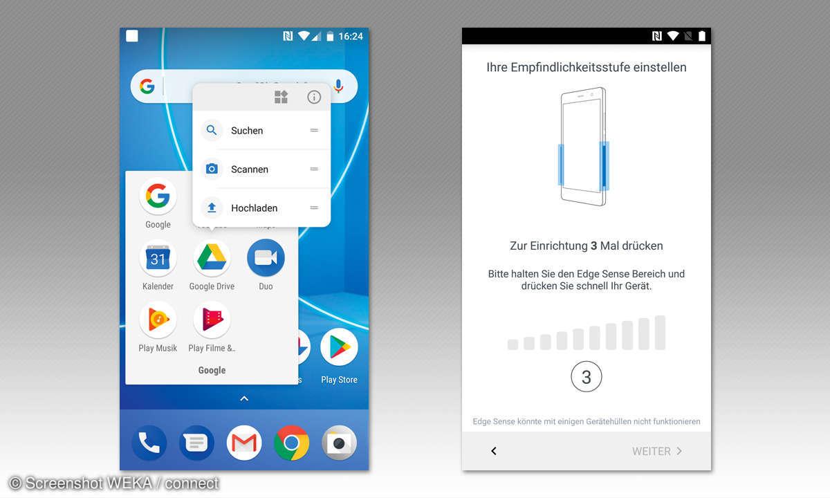 HTC U11 Life Screenshots