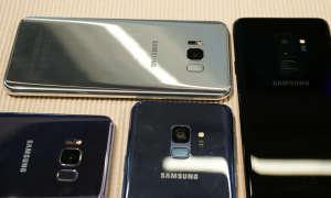 Samsung Galaxy S9 und Galaxy S8