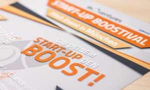 Das 2. Start-up Boostival startet am 19. April in München