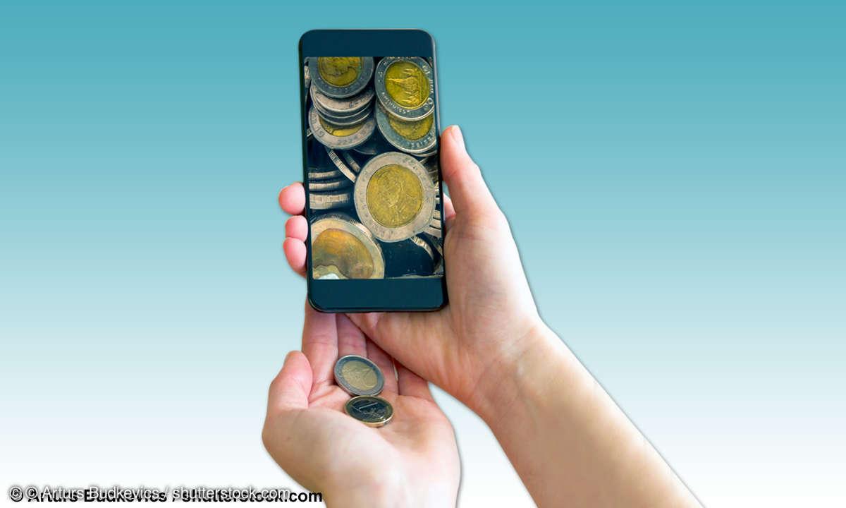 Smartphone Verkauf