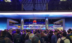Huawei-Stand MWC 2018