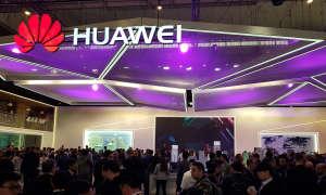Huawei-Stand MWC 2018