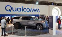 Qualcomm 5G Concept Car MWC 2018