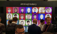 Samsung Emoji Gallery MWC 2018