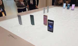 Sony Xperia XZ2 Compact MWC 2018