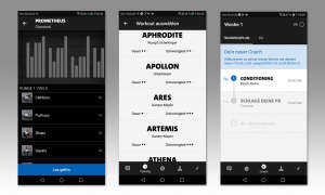 Fitness-App: Freeletics Bodyweight