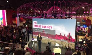 Telekom Pressekonferenz MWC 2018