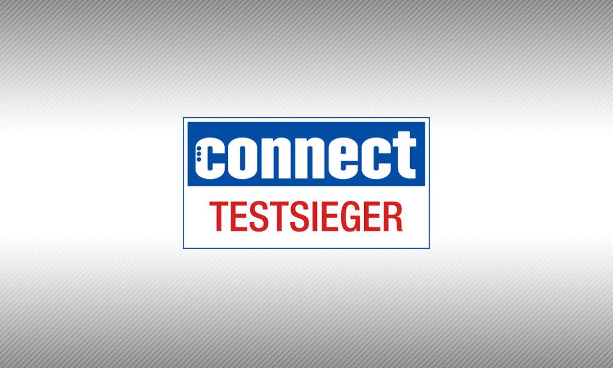 Testsiegel Mobilfunknetz Telekom München Testsieger 2/2018