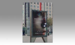 Huawei-P20-Werbeplakat