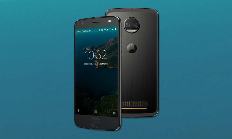 how to connect moto z to pc