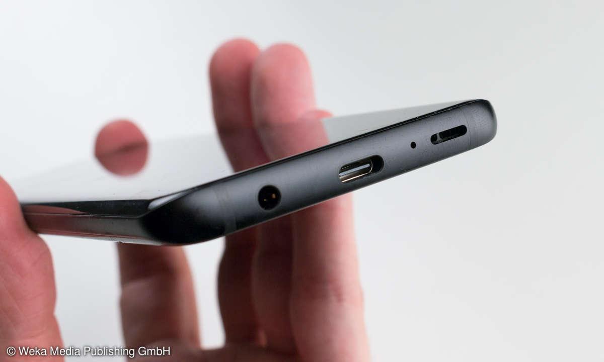 Samsung Galaxy S9 Anschlüsse