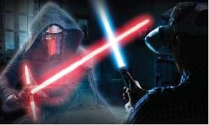 Lenovo Star Wars Jedi Challenge