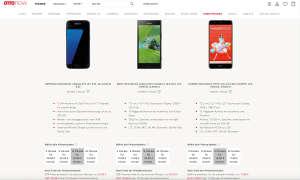 Smartphone mieten - Ottos Leihservice