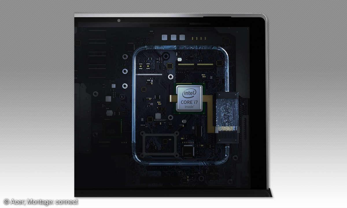 Acer Switch 5 PRO - Liquid Loop