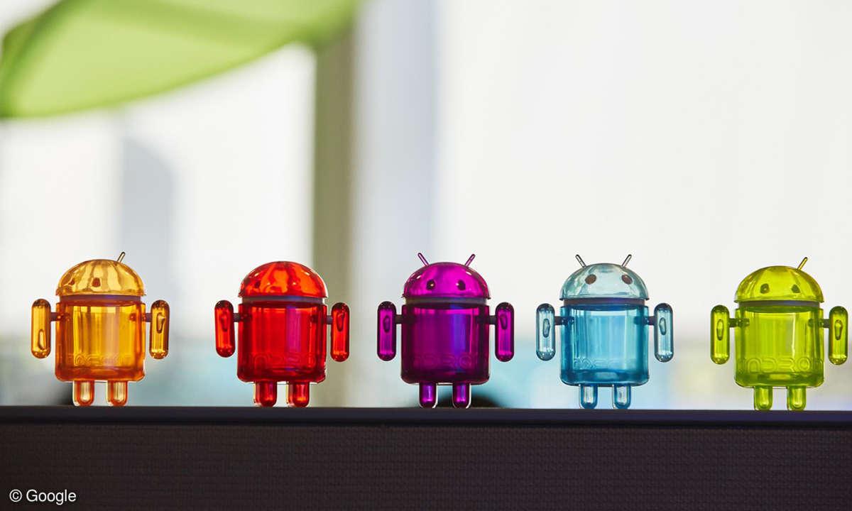 Sicherheitsreport Android
