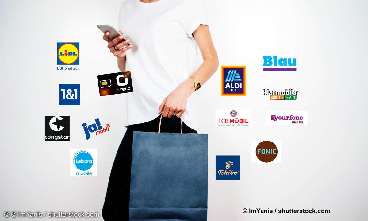 SIM-Karten-Shopping beim Discounter