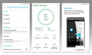 Asus ZenFone 4 Pro - Android modifiziert
