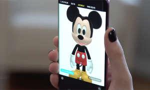 Samsung Disney AR Emoji