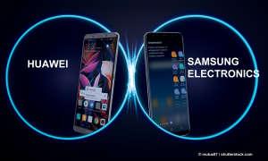 Samsung vs. Huawei - Giganten im Check