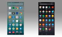 Samsung vs. Huawei: Look & Feel