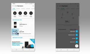Service & Support bei Samsung
