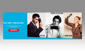 Samsung vs. Huawei: Honor New Ambassadors