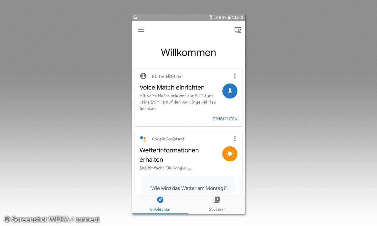 Alexa oder Google Assistant? Personalisierung