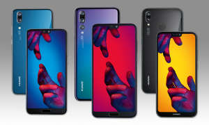 Huawei P20 Familie