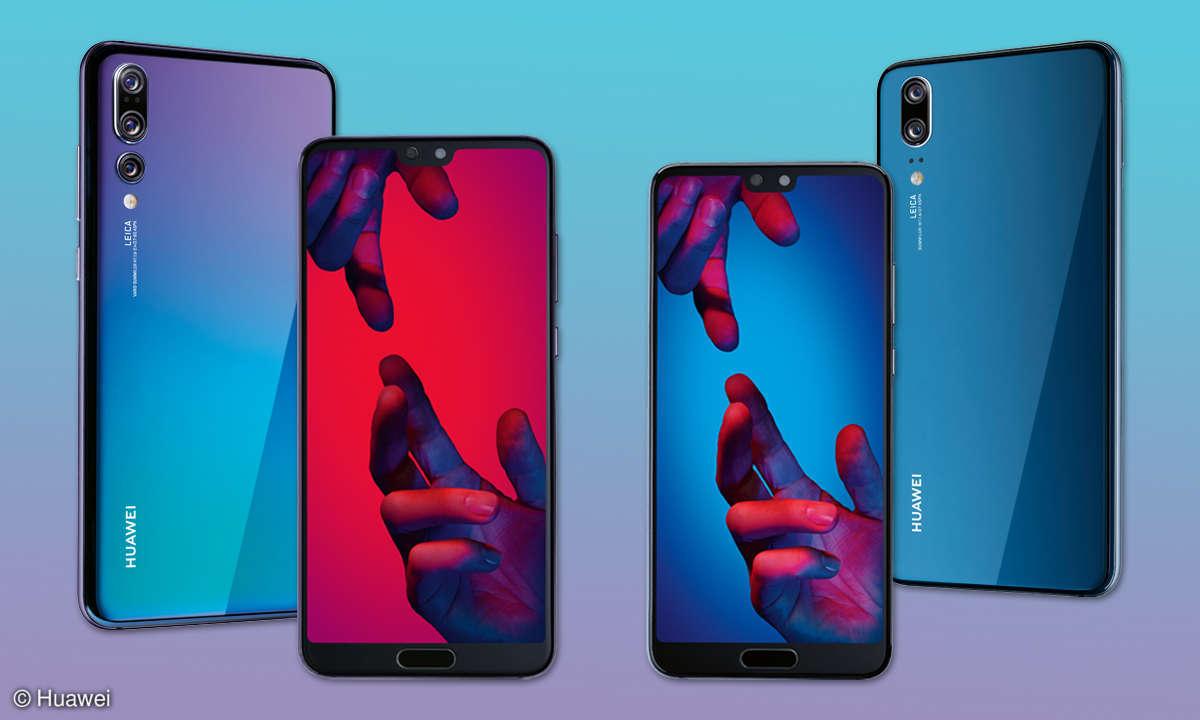 Huawei P20 und P20 Pro