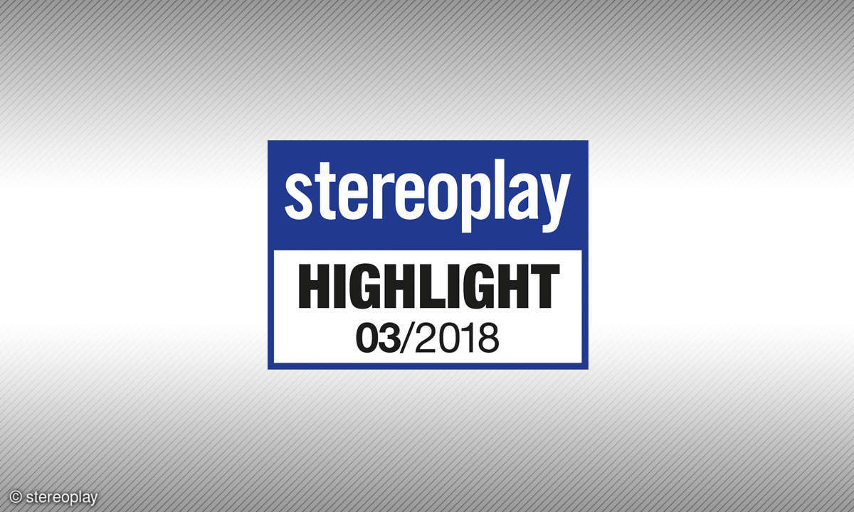 Stereoplay Highlight 03/2018