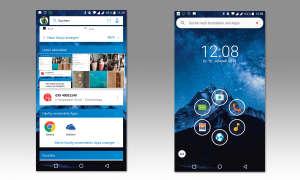 Die besten Android Launcher: Microsoftt Launcher & Smart Launcher 3