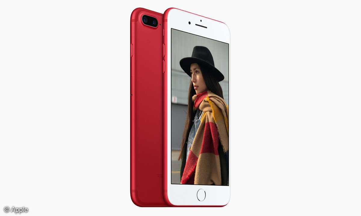 iPhone 7 Plus (PRODUCT)RED Edition