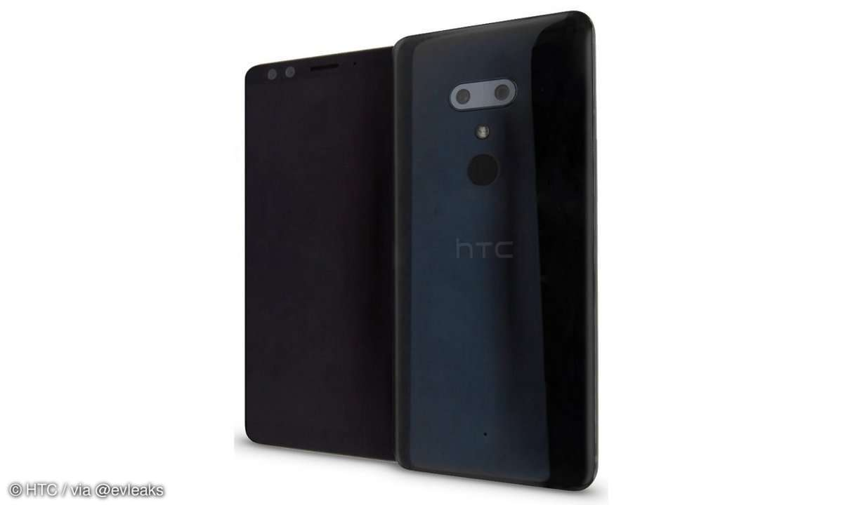 HTC U12 plus leak