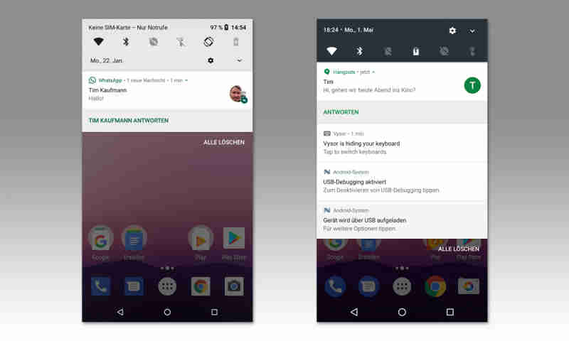 whatsapp vorübergehend deaktivieren android