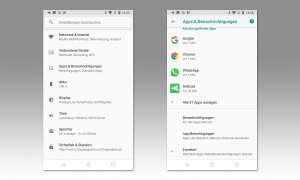 Android 8: Bild-in-Bild deaktivieren