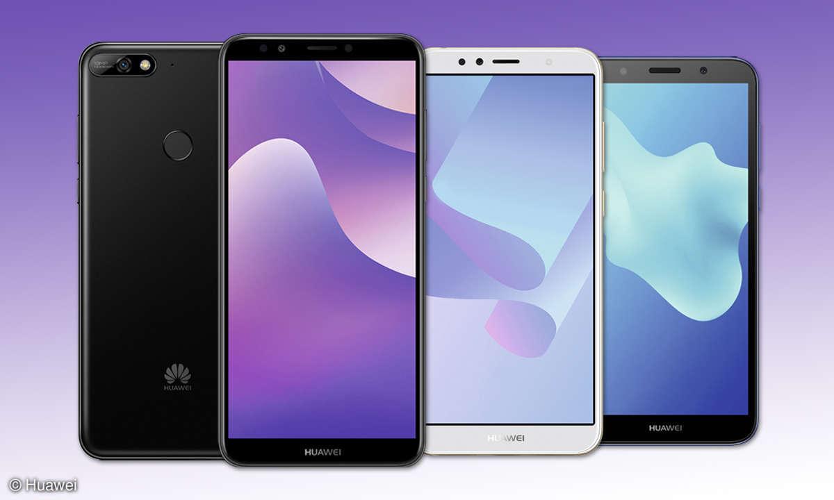 Huawei Y-Serie 2017