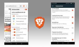 Browser App - Brave