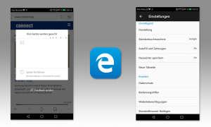 Browser App: Microsoft Edge